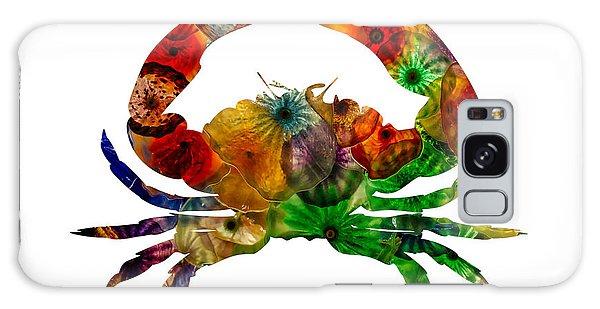 Glass Crab Galaxy Case