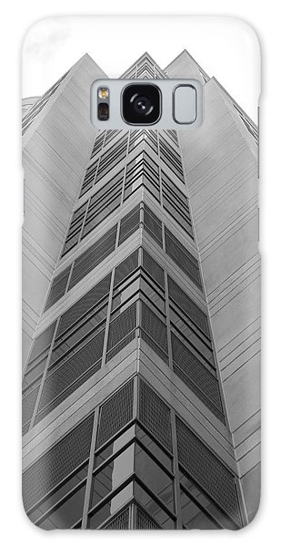 Glass Tower Galaxy Case by Rob Hans