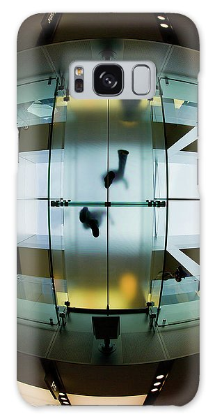 Glass Walkway Apple Store Stockton Street San Francisco Galaxy Case