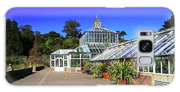 Glasshouse Entrance Galaxy Case