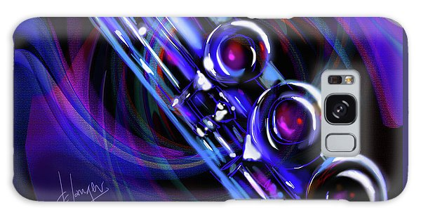 Glassical Flute Galaxy Case