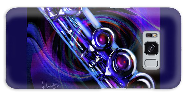 Glassical Flute Galaxy Case by DC Langer