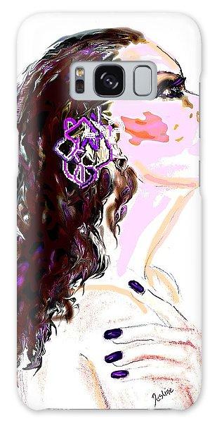Glaze Galaxy Case by Desline Vitto