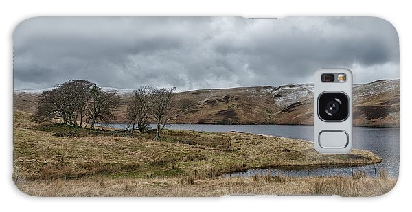 Galaxy Case featuring the photograph Glendevon Reservoir In Scotland by Jeremy Lavender Photography