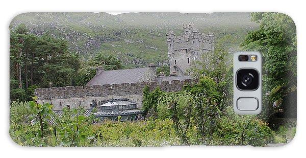 Glenveagh Castle Gardens 4287 Galaxy Case