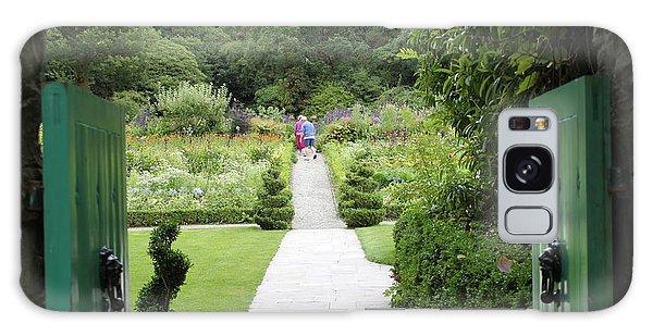 Glenveagh Castle Gardens 4272 Galaxy Case