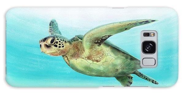 Turtle Galaxy Case - Gliding The Coastline by Kevin Putman