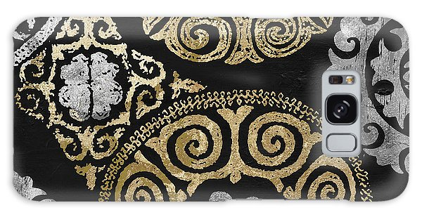 Tapestry Galaxy Case - Glitterfish I by Mindy Sommers