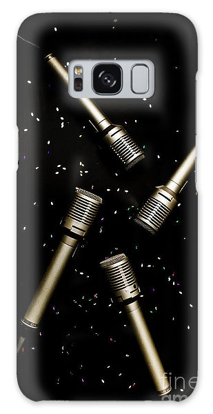 Musical Galaxy Case - Glitz And Glam In Performing Arts by Jorgo Photography - Wall Art Gallery