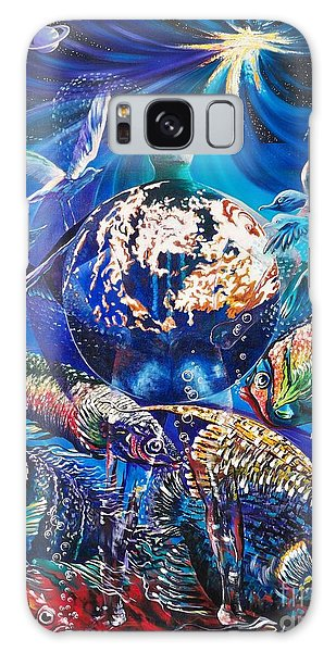 Planet  Earth - Our Family Tree Galaxy Case