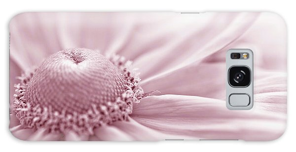 Gloriosa Daisy In Pink  Galaxy Case