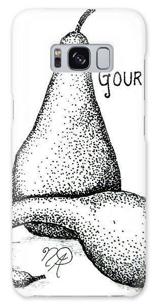 Glorious Gourds Galaxy Case