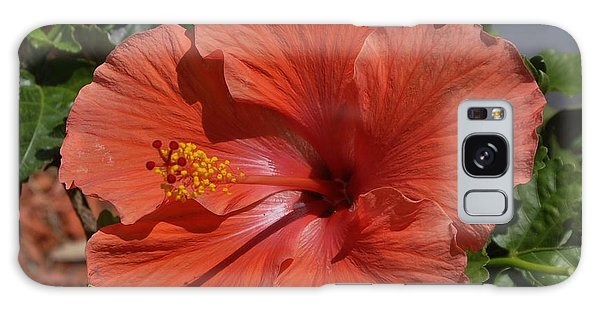 Glorious Hibiscus Galaxy Case