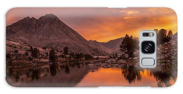 Glorious Sierra Sunset Galaxy Case