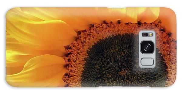 Glorious Sunflower Galaxy Case