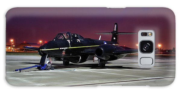 Gloster Meteor T7 Galaxy Case by Tim Beach