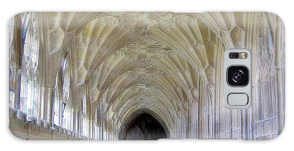 Gloucester Cathedral Cloisters Galaxy Case