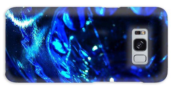 Glowing Glass Beauty Galaxy Case