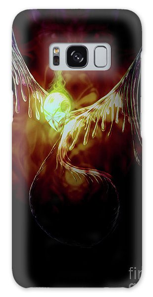 Glowingpixie Galaxy Case