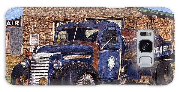 Gmc Tank Truck Galaxy Case