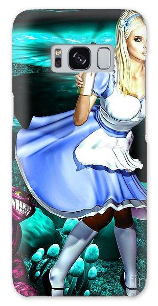 Go Ask Alice Galaxy Case