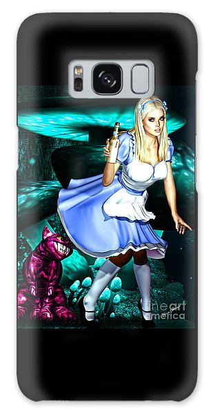 Go Ask Alice Galaxy Case