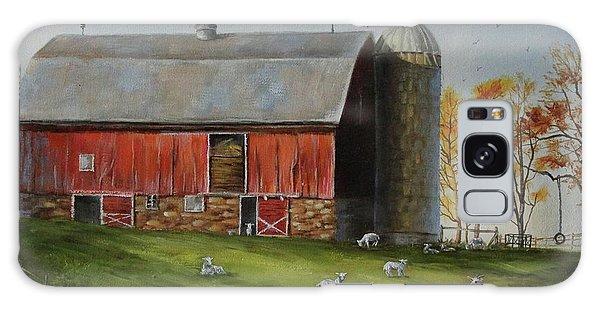 Goat Farm Galaxy Case