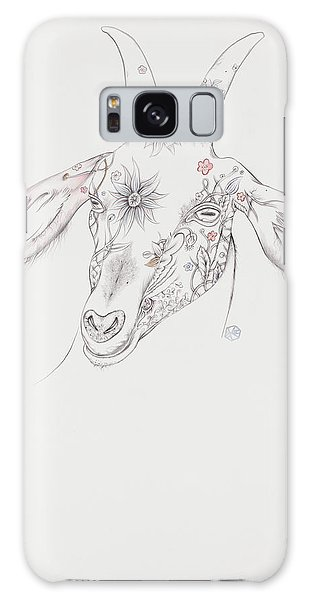 Goat Galaxy Case by Karen Robey