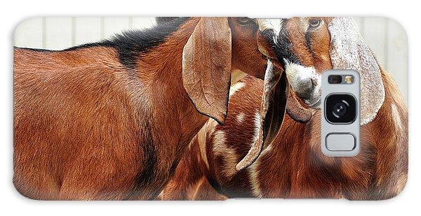 Goat Secrets Galaxy Case