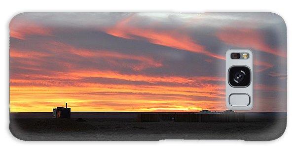 Gobi Sunset Galaxy Case