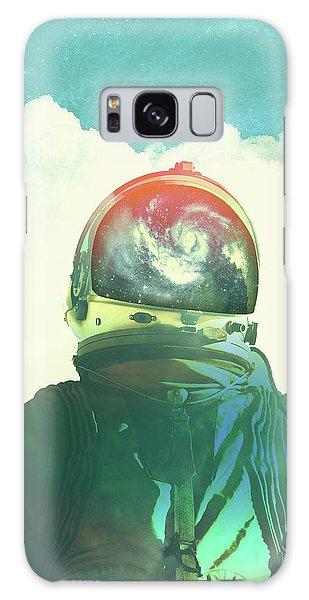 Astronaut Galaxy Case - God Is An Astronaut by Fran Rodriguez