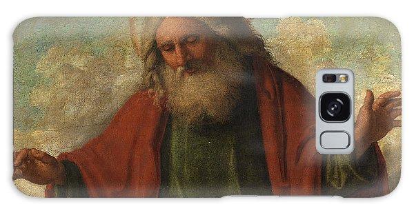 World Religion Galaxy Case - God The Father by Cima da Conegliano