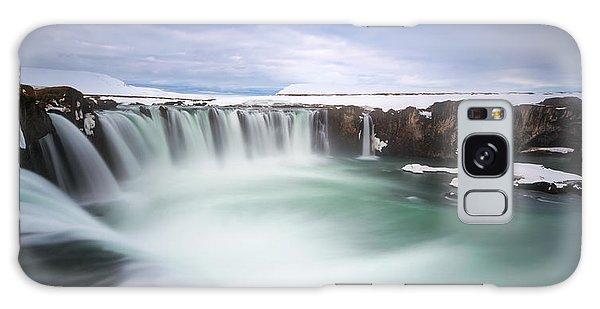 Iceland Galaxy S8 Case - Godafoss by Tor-Ivar Naess