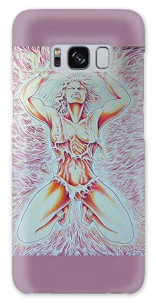 Galaxy Case - Goddess Breaking Chains by Jacki Randall