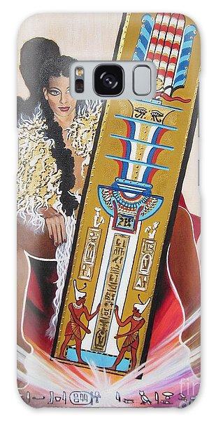 The  Tet Of Osiris Fra Blaa  Kattproduksjoner  Galaxy Case