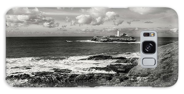 Godrevy Lighthouse 1 Galaxy Case