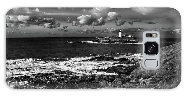 Godrevy Lighthouse 2 Galaxy Case