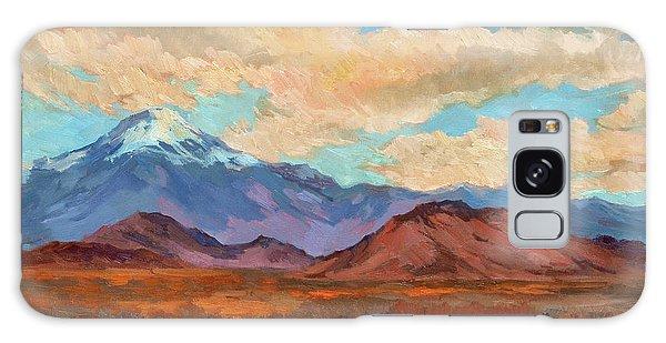 God's Creation Mt. San Gorgonio  Galaxy Case by Diane McClary