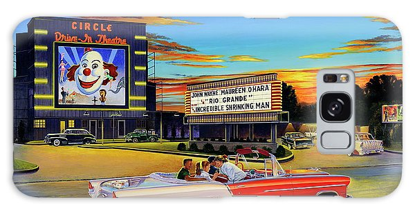 Goin' Steady - The Circle Drive-in Theatre Galaxy Case