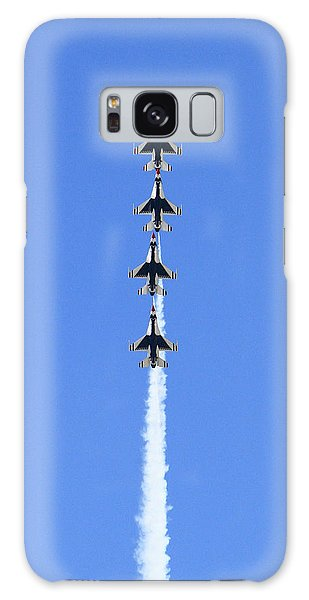Going Vertical  Galaxy Case by Shoal Hollingsworth