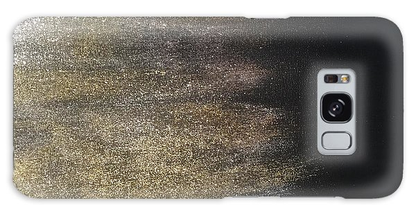 Gold Dusty Night Galaxy Case