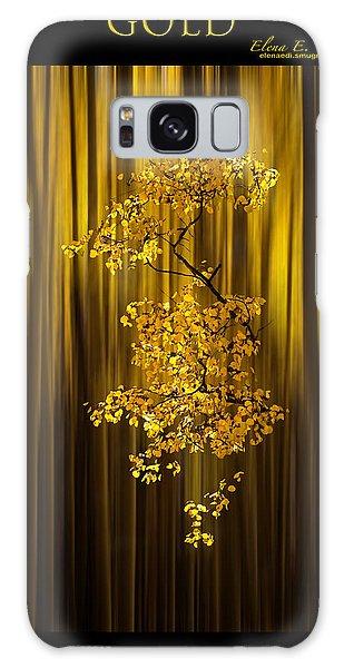 Gold Galaxy Case