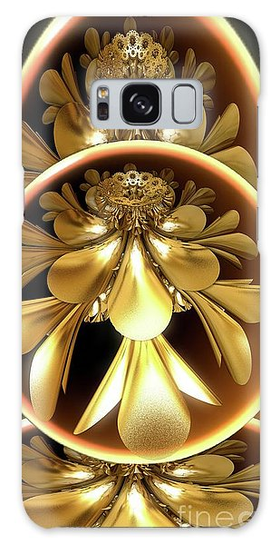 Gold Lacquer Galaxy Case