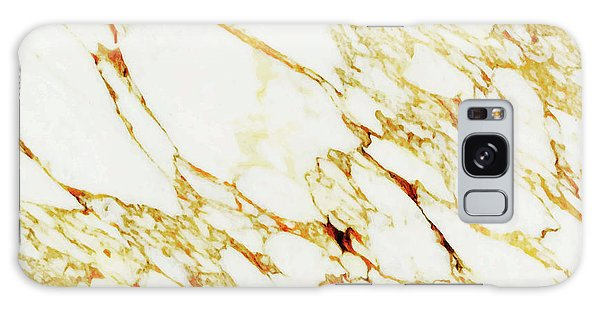 Gold Marble Galaxy Case