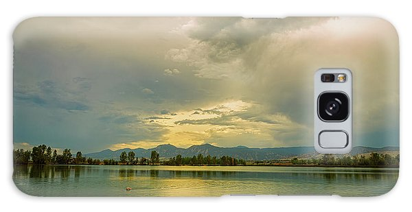Galaxy Case featuring the photograph Golden Afternoon by James BO Insogna
