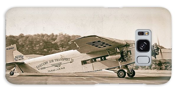 Golden Age Trimotor Galaxy Case