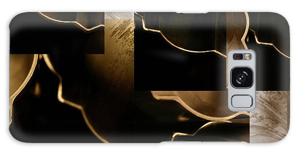 Golden Curves - Galaxy Case