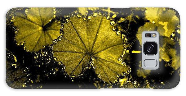 Golden Dew Galaxy Case
