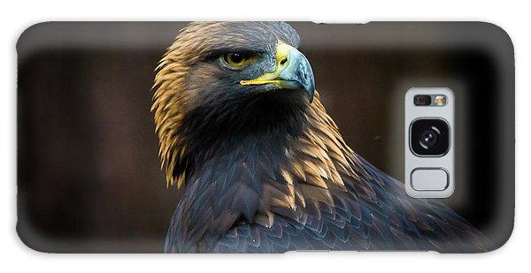 Golden Eagle 3 Galaxy Case