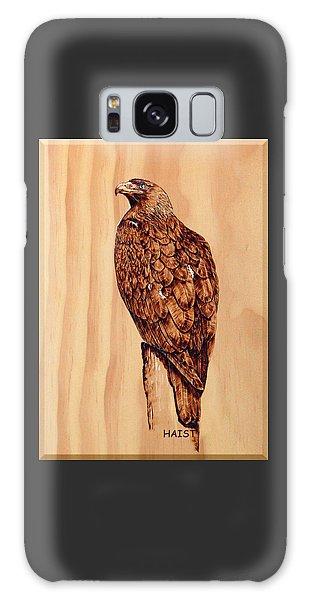 Golden Eagle Galaxy Case by Ron Haist